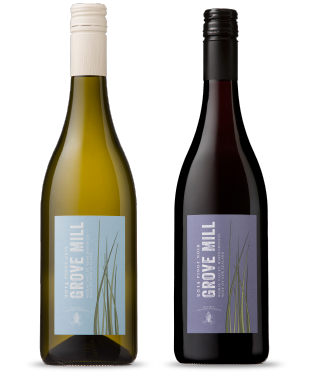 Golwater Pinot Noir and Chardonnay